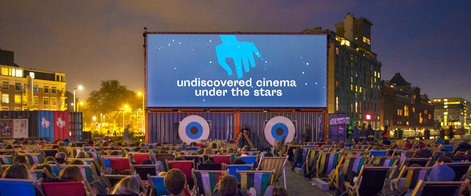 undiscovered cinema under the stars